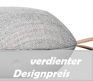Designpreis Akku Lautsprecher