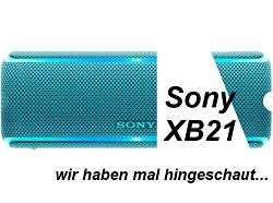 Sony XB21 günstig