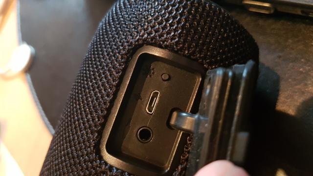 Anschlussmöglichkeiten Bluetooth Lautsprecher