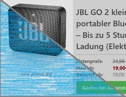 JBL GO 2 Preisvergleich